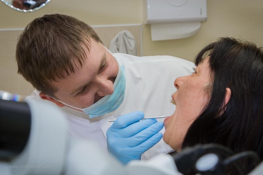 оценка возможности установки импланта
