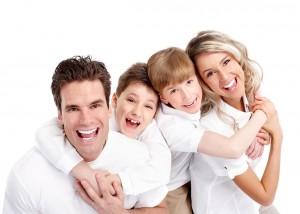 Здоровые зубы всей семьи